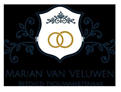 Unieke trouwambtenaar Logo